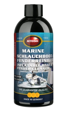 inflateable boat and fender cleaner autosol marine