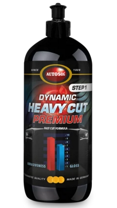 Heavy Cut premium Dynamic Autosol car detailing