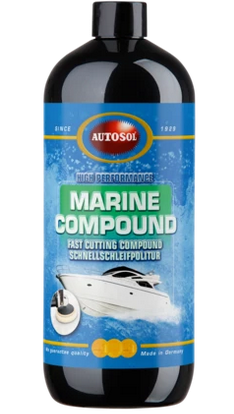 marine compound autosol boat