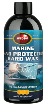 marine nano protection hard wax autosol marine