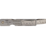 stainless steel ruler diameter circumference