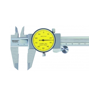 dial caliper shock proof