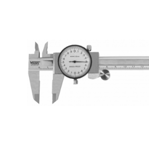 dial caliper 0.02mm vogel germany din