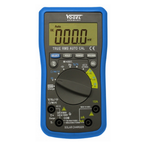 measure volts hertz resistance multimeter