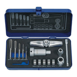 HSS Tap and Die Cutting Set, 16pcs