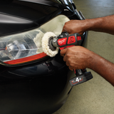polish headlight polisher