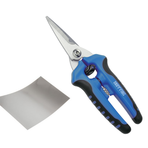 heytec universal scissors sheet metal wire stripper