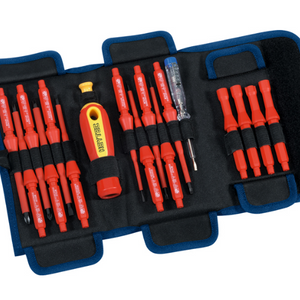 heyco heytec vde screwdriver set tool pouch