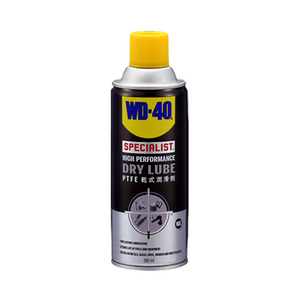 wd40 ptfe dry lube lubricant