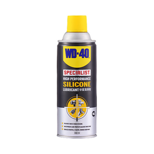 Silicone Lubricant WD40