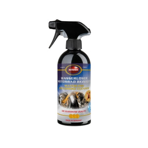 Waterless Motorbike Cleaner