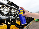 WD40 lubricant