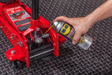 Silicone lube WD40 Pallet Jack