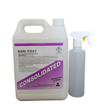 Anti Microbial Self Disinfecting Coating