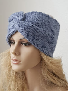 Double-Knit Turban Head