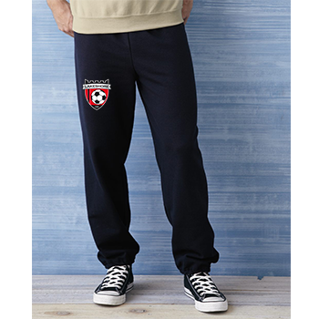 Pantalons Molletonné Gildan 18200 Sweat Pants