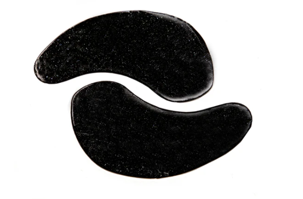 Celestial Black Diamond Eye Mask