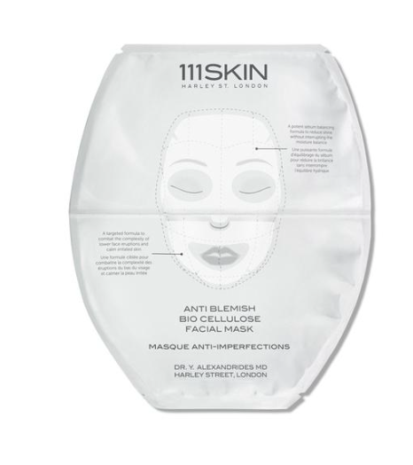 Anti Blemish Biocellulose Facial Mask