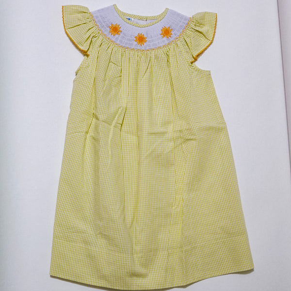 Sunshine Bishop Dress