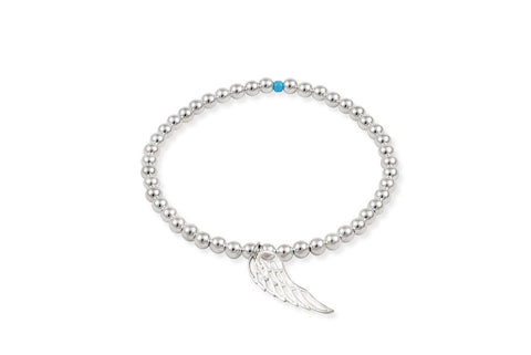 Angel Wing - Sterling Silver