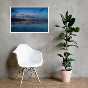 Lake Kochelsee -  Framed Poster
