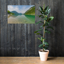 Load image into Gallery viewer, Sylvenstein Reservoir Poster
