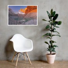 Load image into Gallery viewer, Torres del Paine - Framed Poster