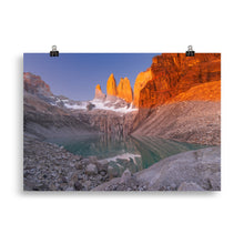 Load image into Gallery viewer, Torres del Paine - Poster