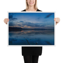 Load image into Gallery viewer, Lake Kochelsee Framed Poster
