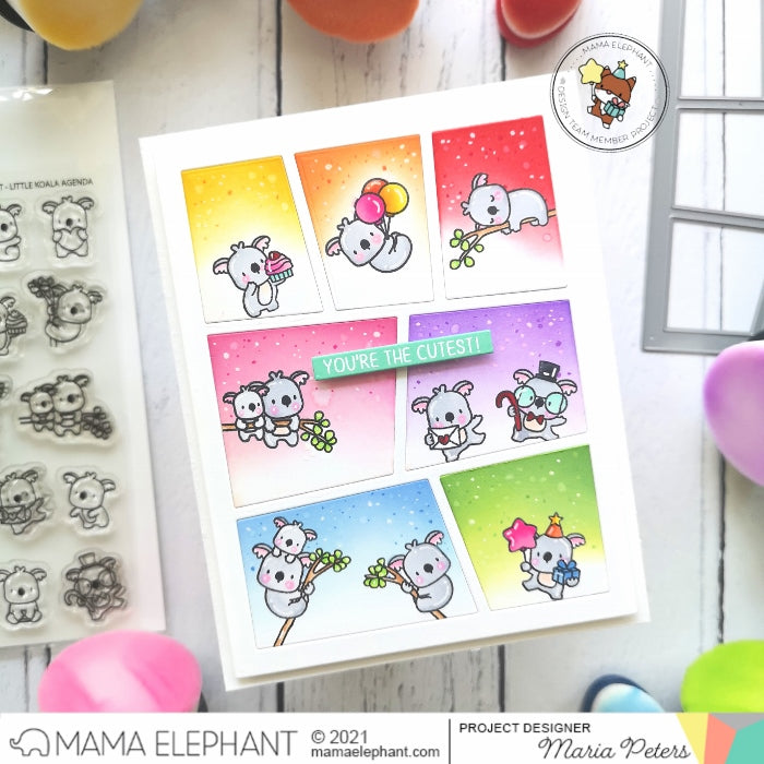 STAMP HIGHLIGHT: Little Koala Agenda