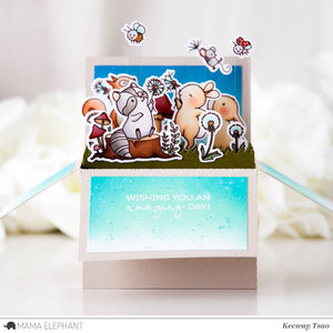 3D Pop Up Card - Creative Cuts