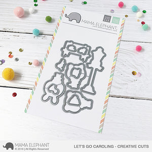 Let's Go Caroling - Creative Cuts