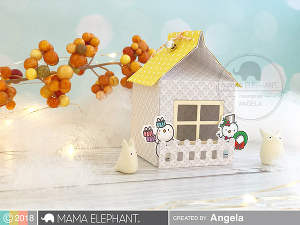 Mama Elephant Mini Milk Box 3D에 대한 이미지 검색결과