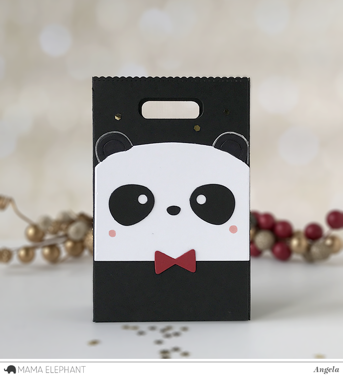 Favor Bag Accessory - Bear - Creative Cuts
