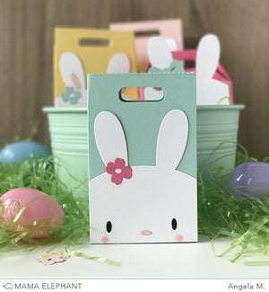 Favor Bag Accessory - Bunny - Creative Cuts