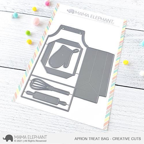 Apron Treat Bag - Creative Cuts