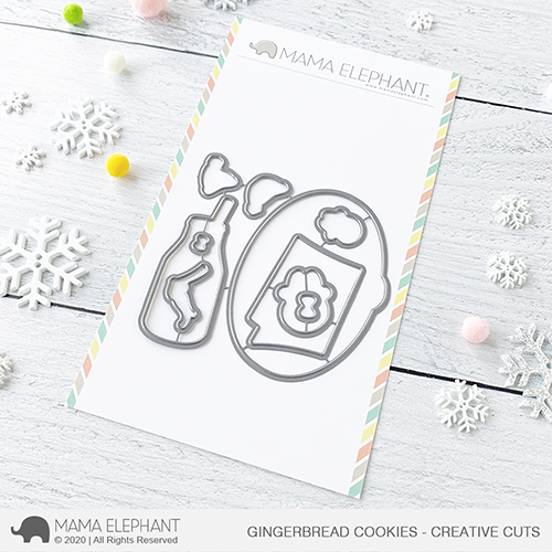 Gingerbread Cookies - Creative Cuts