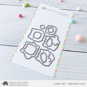 Lucky Cat - Creative Cuts