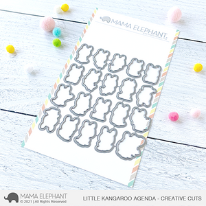 Little Kangaroo Agenda - Creative Cuts