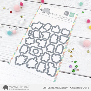 Little Bear Agenda - Creative Cuts