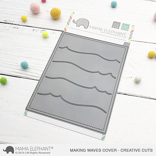 Making Waves Cover - Creative Cuts