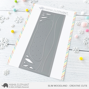 Slim Woodland - Creative Cuts