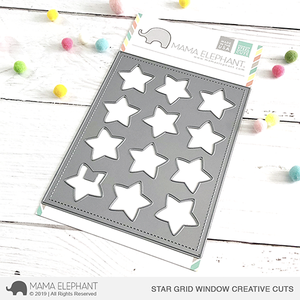 Star Grid Window - Creative Cuts