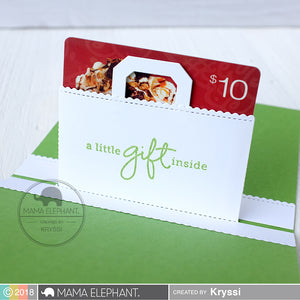 Inside Pop - Card Holder - Creative Cuts