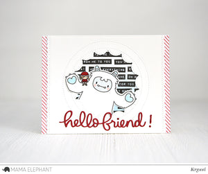 Hello Friend Script - Creative Cuts
