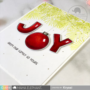 JOY ORNAMENTS