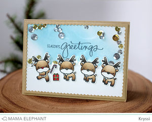 Reindeer Games - Creative Cuts