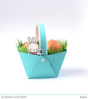 Cute Basket - XL Creative Cuts