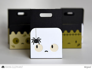 Favor Bag Accessory - Halloween - Creative Cuts