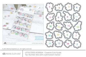 Little Dog Agenda - Creative Cuts